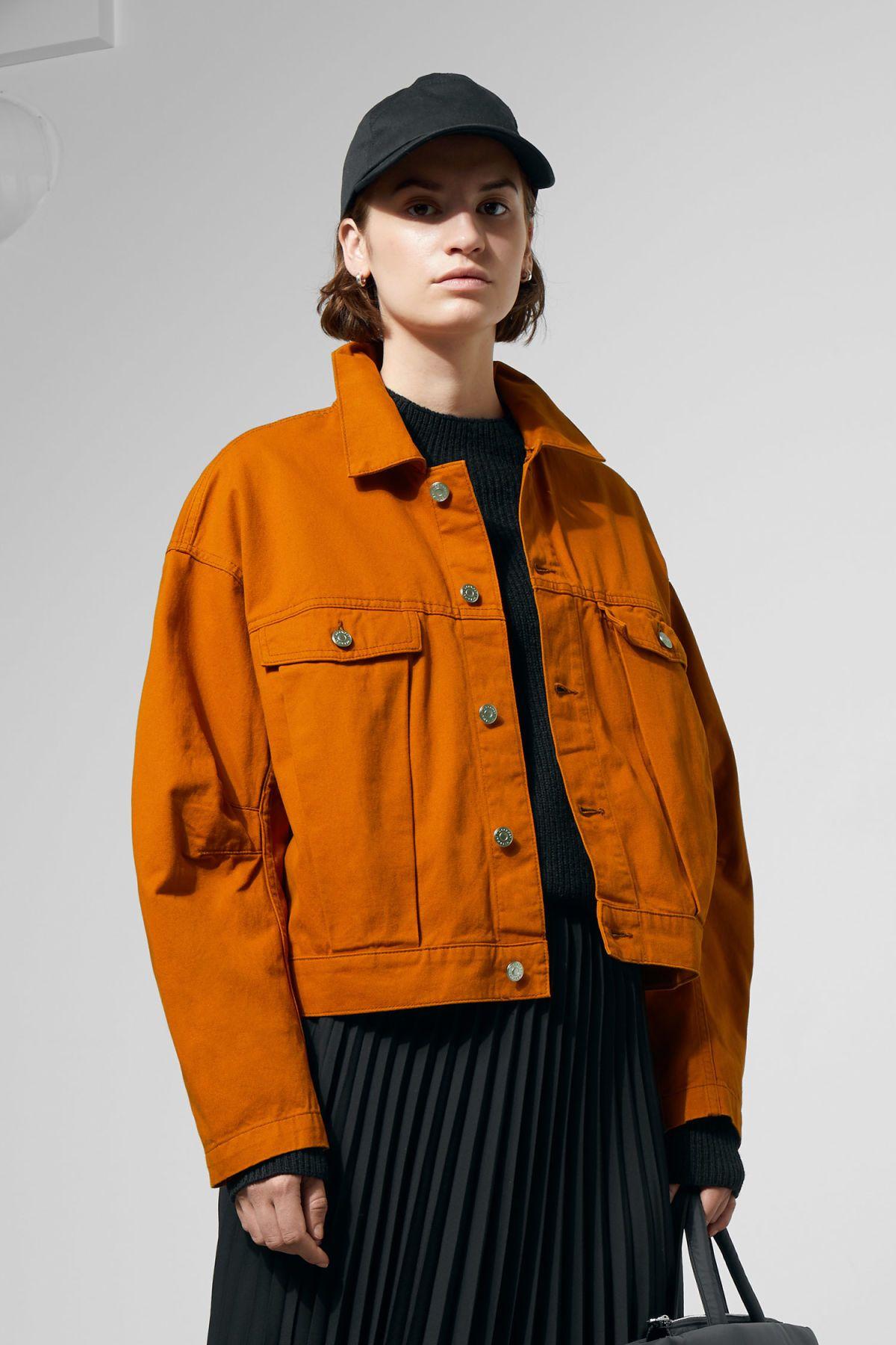 3cebf29615a86 Arezzo Jacket - Beige - Jackets in 2019 | New style | Jackets, Denim