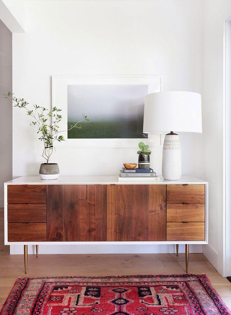 8 idées pour donner du style à la table à l'entrée de votre maison
