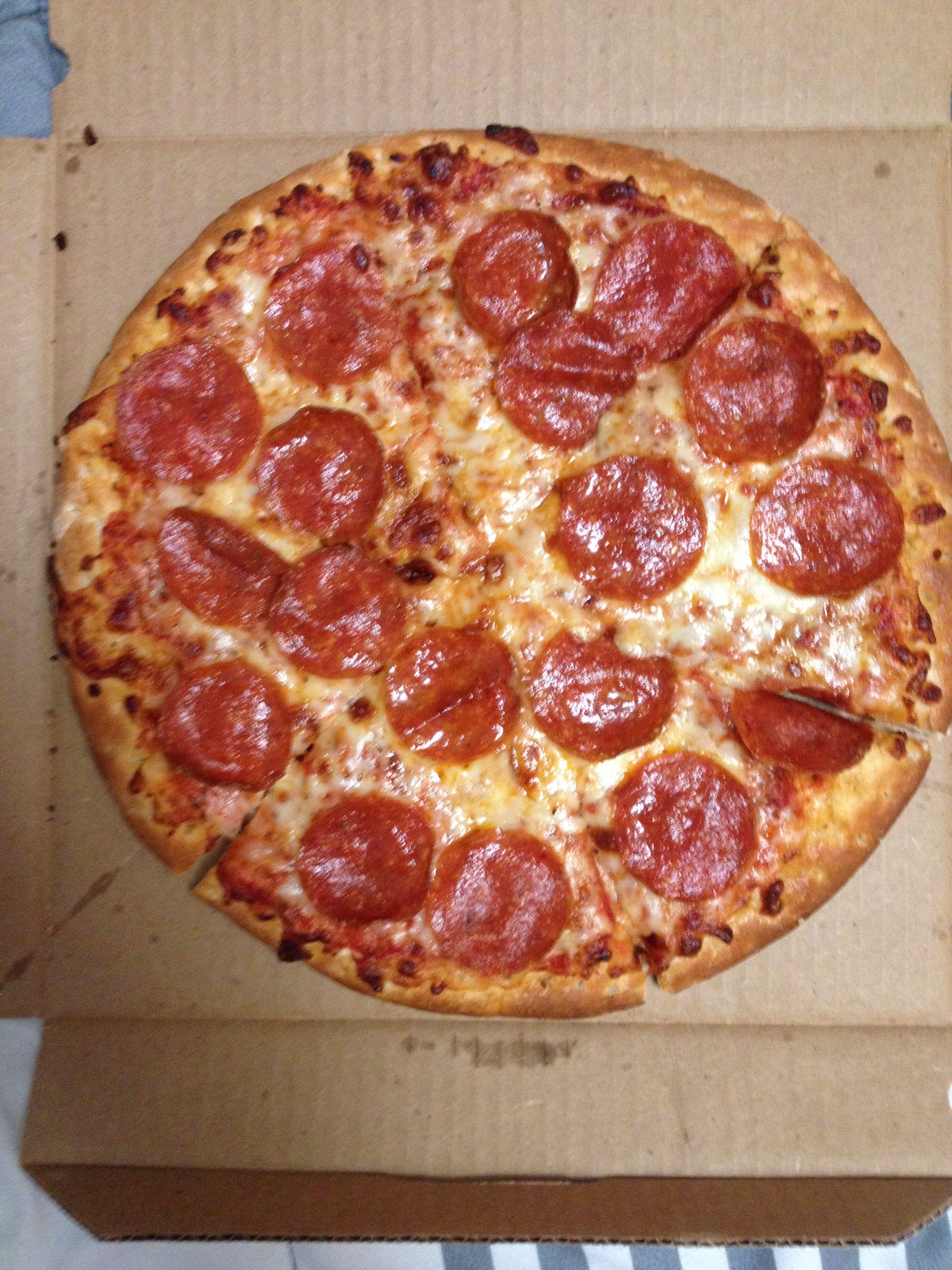 Peppering Pizza Shuttle
