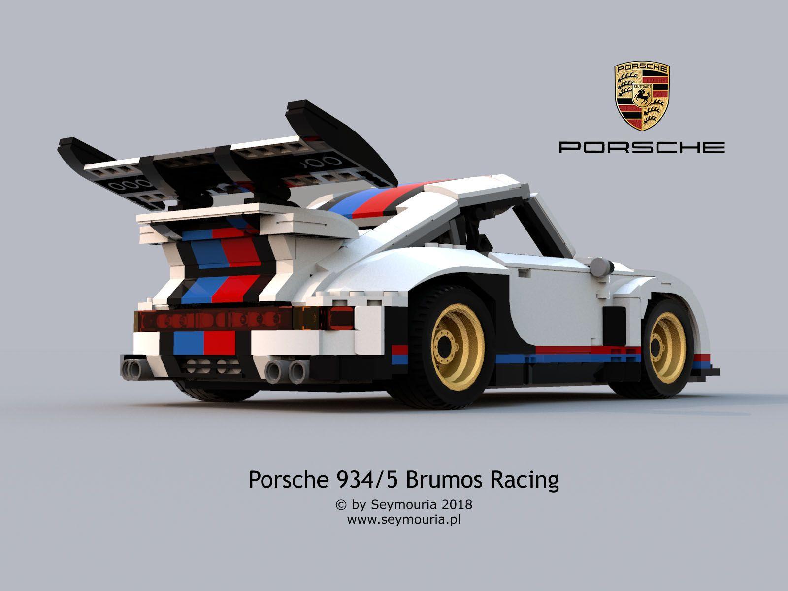 Lego Cars To Build Porsche
