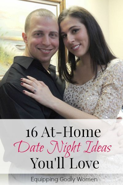 16 At-Home Date Night Ideas You'll Love