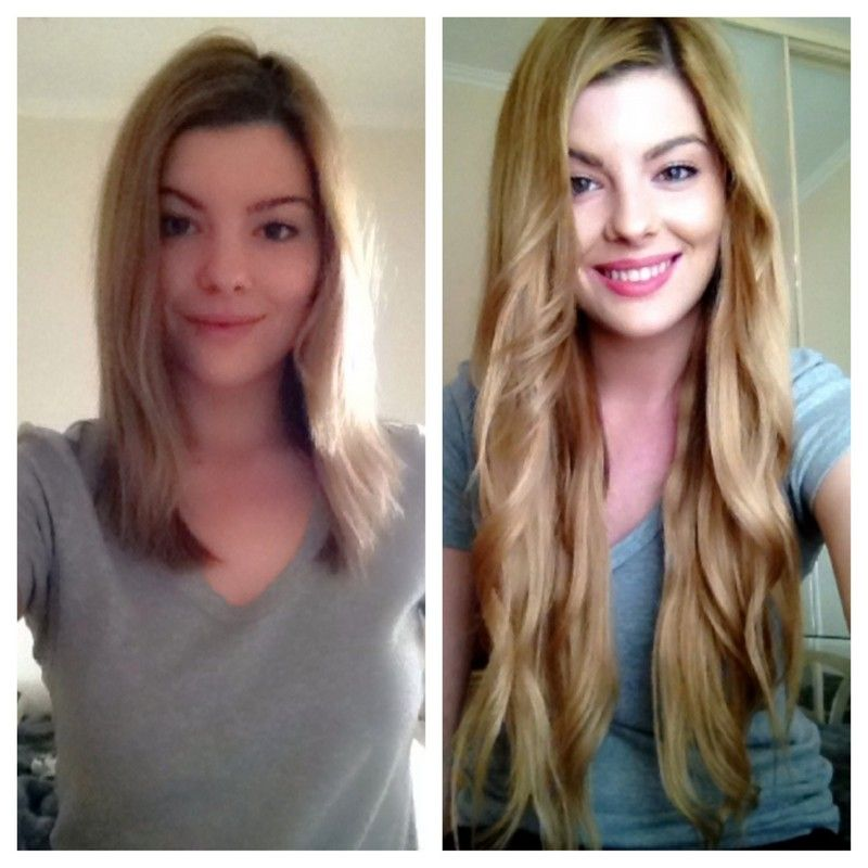 Hair Extensions Pros And Cons 12 Best Hair Extensions Pinterest