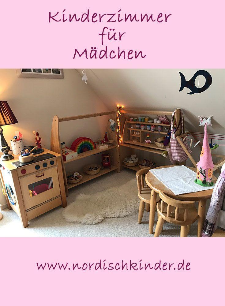 Kinderzimmer für Mädchen, Waldorf Kinderzimmer, Waldorf