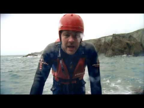Holidays Unpackaged Active Web film by Visit Wales featuring Rhod Gilbert #visitwales