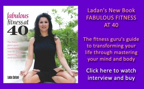 Fabulous fitness at 40 with Ladan Soltani- This book will give to 10 power tools to live your life to its fullest and best potential. It will teach you to master your mind & body and get long lasting effective results so you may feel fantastic and live with greatness.....