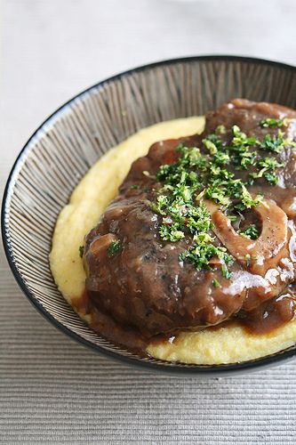 Beef Osso Buco Braised Beef Shanks Crumb A Food Blog Recipe Braised Beef Recipes Beef Shank Recipe Braised Beef