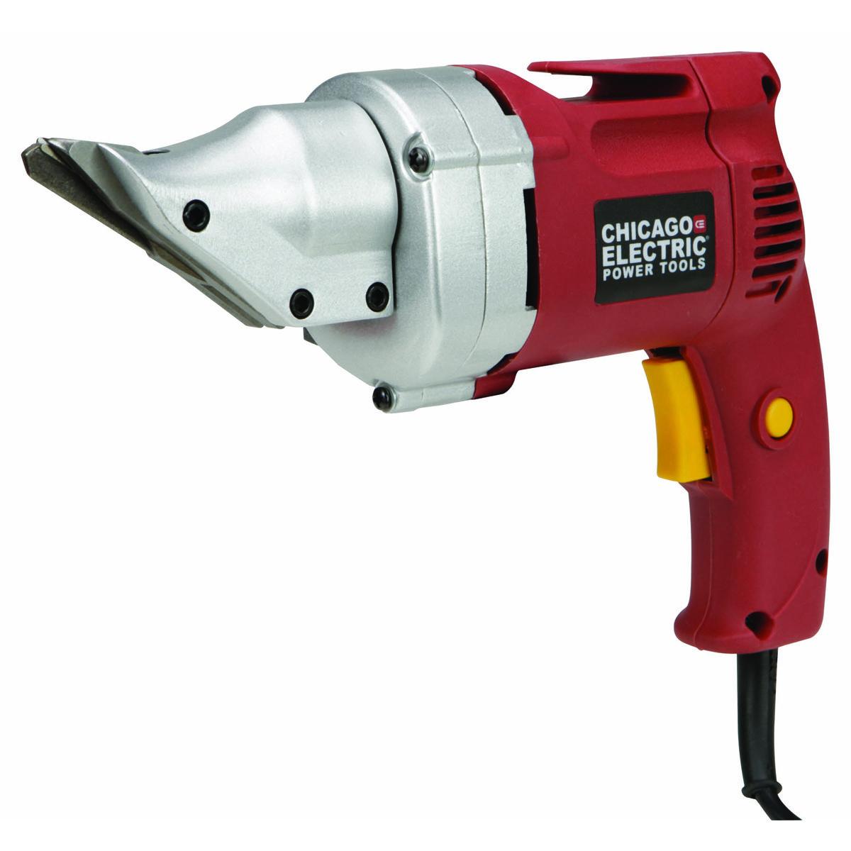 14 Gauge 4 Amp Heavy Duty Metal Shears Metal Shears Metal Working Tools Electric Power Tools