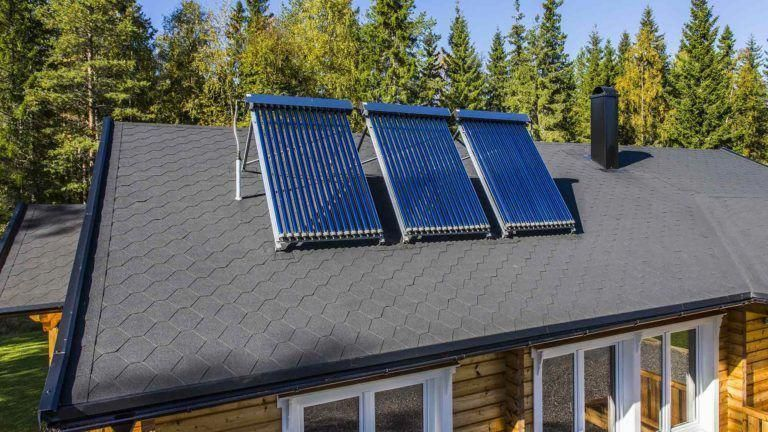 Install Solar Water Heater To Achieve Benefits Of Solar Technology Solarenergyhomeimprovementbenefits Solar In 2020 Solar Energy Panels Solar Panels Solar Technology