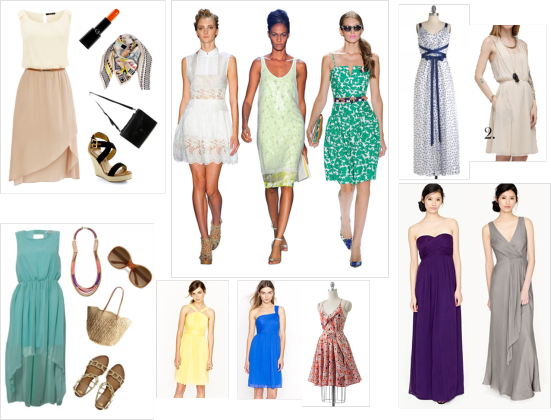 beach formal wear for weddings | Gommap Blog