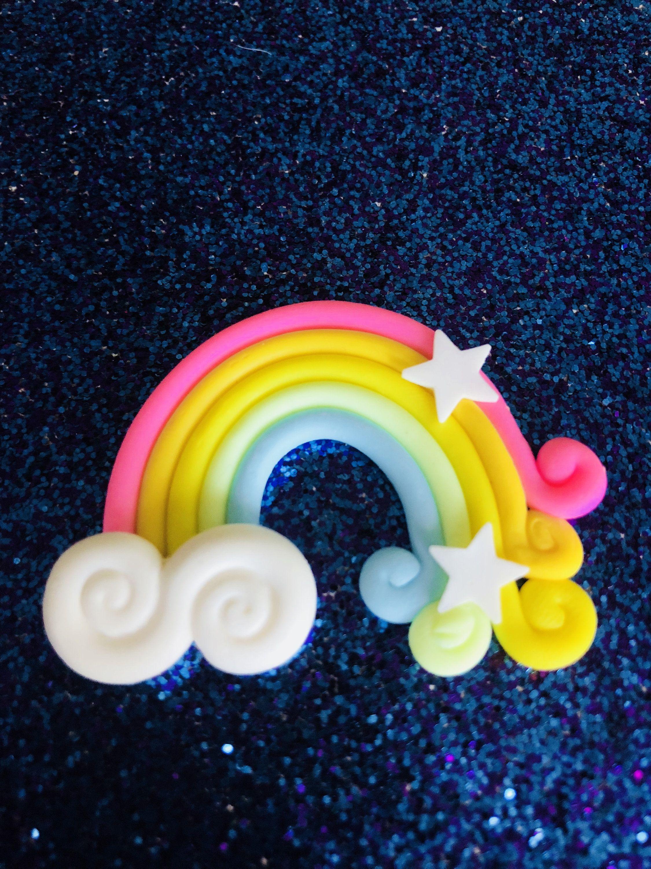3pcs Resin Unicorn Flatback Embellishments Cabochon Decoden Craft Cake Toppers