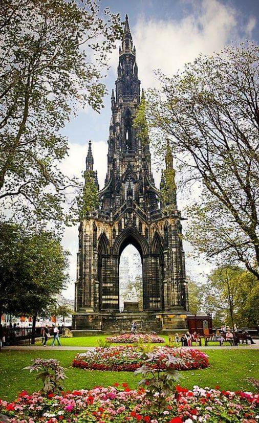 Edinburgh , Scotland