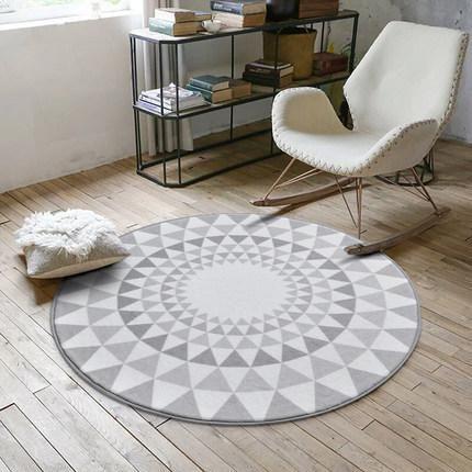 Amazing Round Sofa Design Ideas For Circular Living Room Inspirational Interio Amazin Round Sofa Sofa Design Round Carpet Living Room