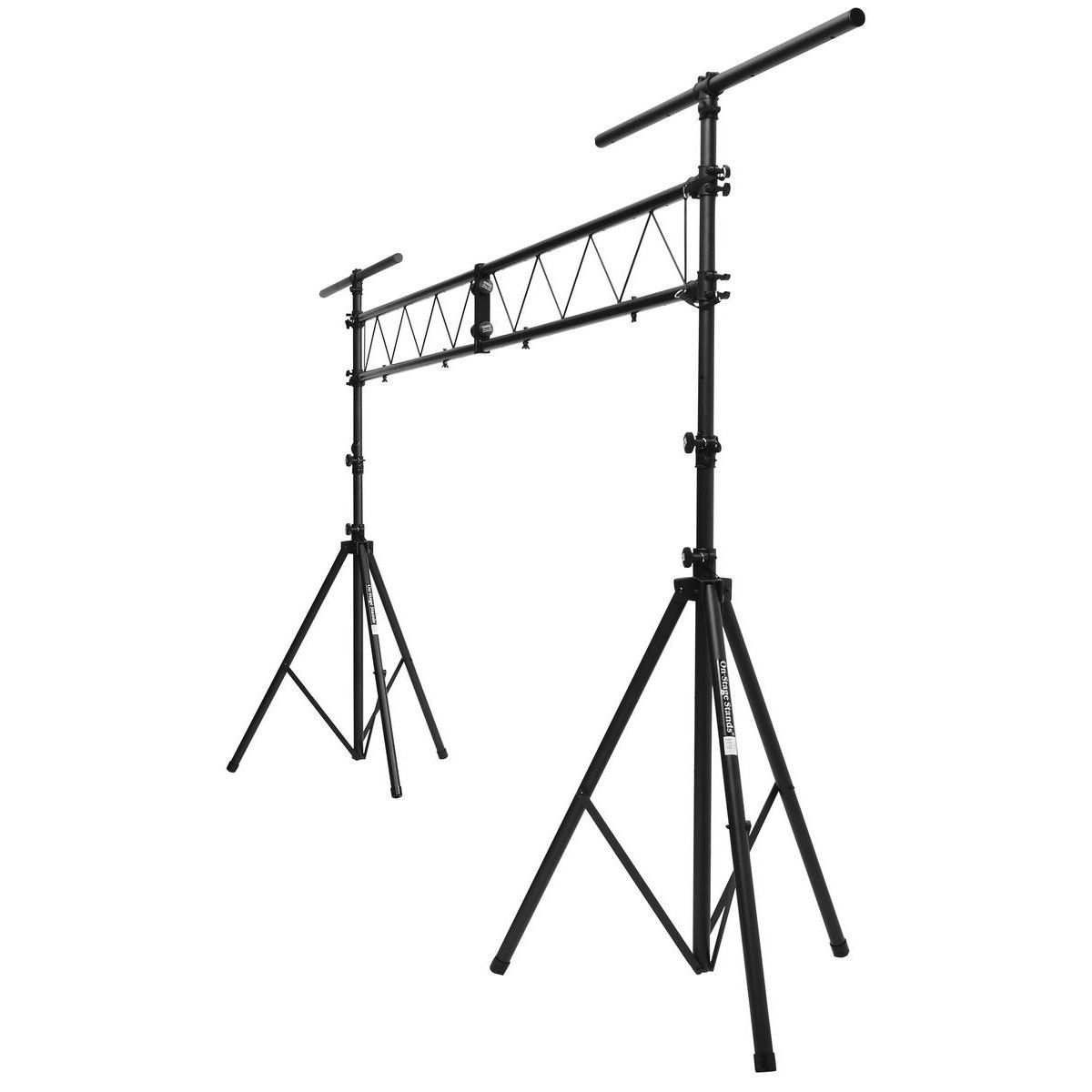 On Stage Stands Ls9790 Lighting Stand W 10 Foot Truss Lighting Light Accessories 10 Things