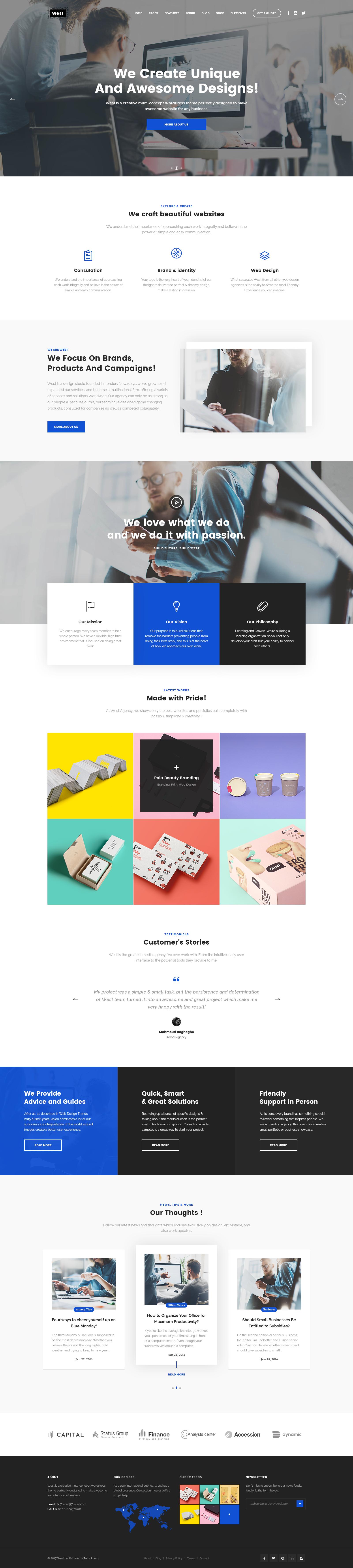 166 Home Web Studio Web Layout Web Design Web Design Inspiration