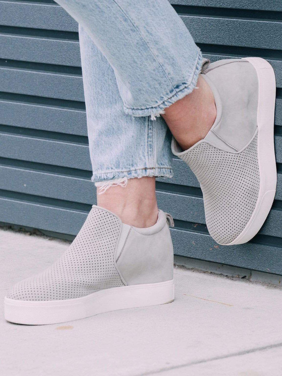 J Slides Sallie Sneaker Wedge | Wedge