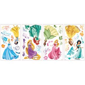 Baby Disney Wall Decals Girls Wall Stickers Wall Decals