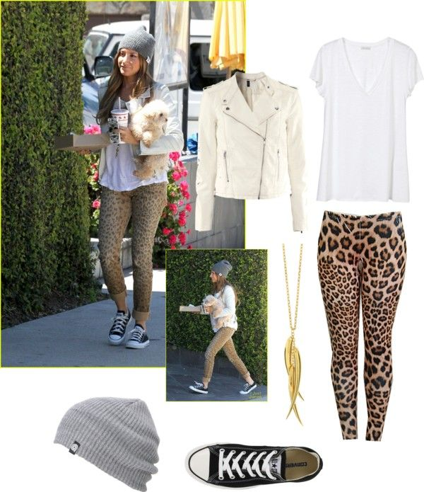 """""""Ashley Tisdale style II."""" by deborah-medica ❤ liked on Polyvore"""