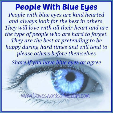 People With Blue Eyes Blue Eye Facts Blue Eye Quotes People With Blue Eyes
