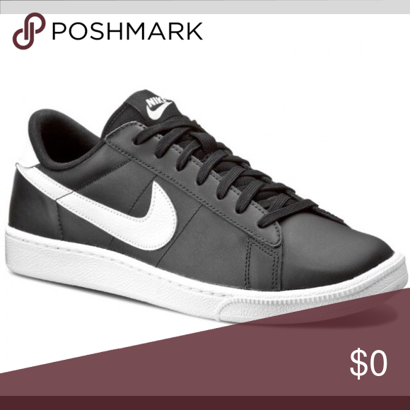 Nike Tennis Classic Color: Black/Pure Platinum. Brand new and never worn  with