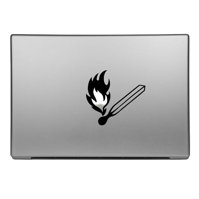 laptopsticker match