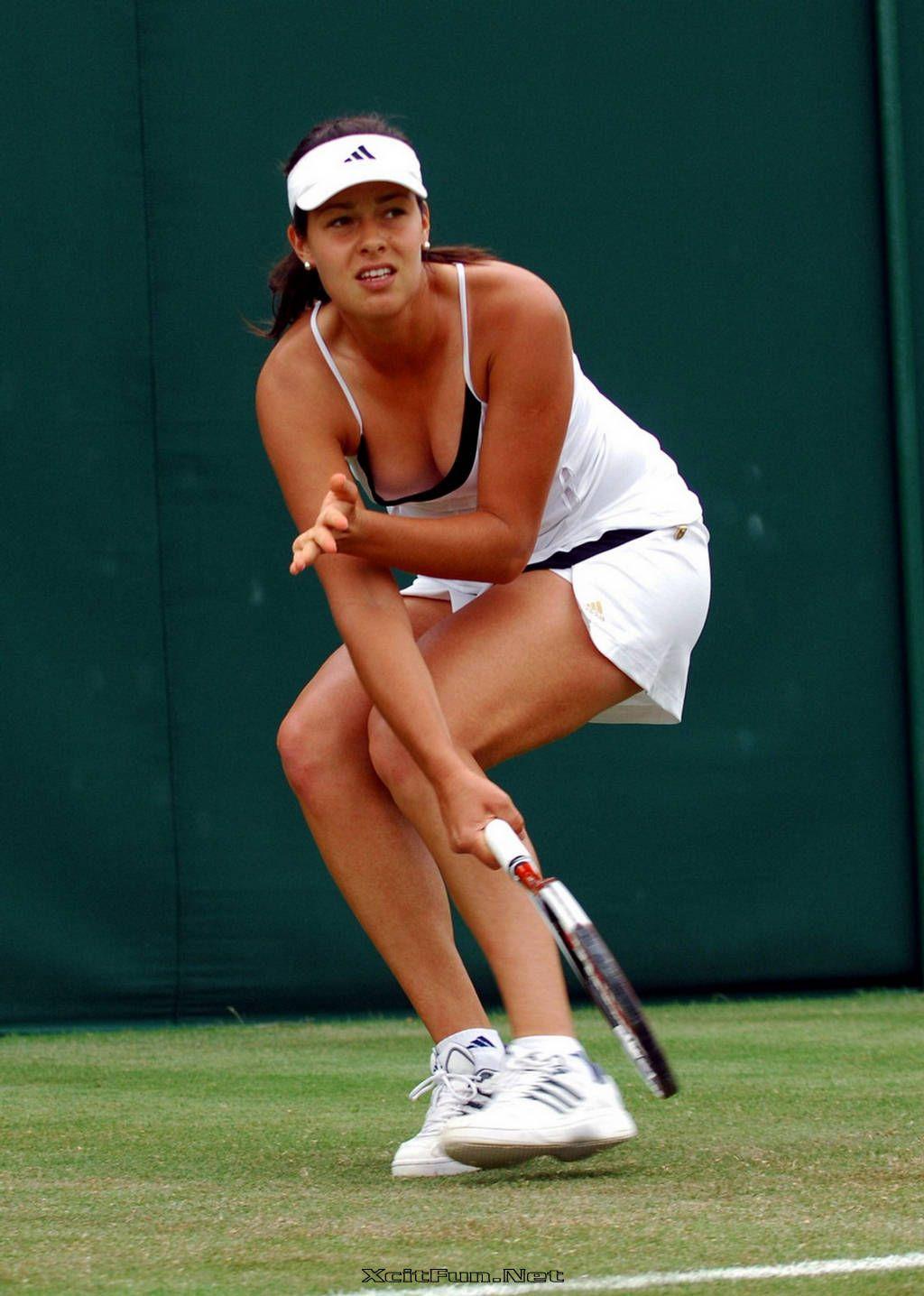 Ana Ivanovic Nude Pics ana ivanovic wimbledon 2008 top seed top down hq pictures