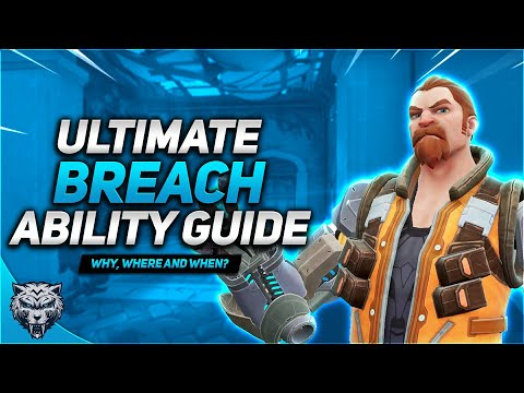 Ultimate Breach Guide 300 Hours Later Valorant Breach Youtube In 2020 Ultimate Guide Hour