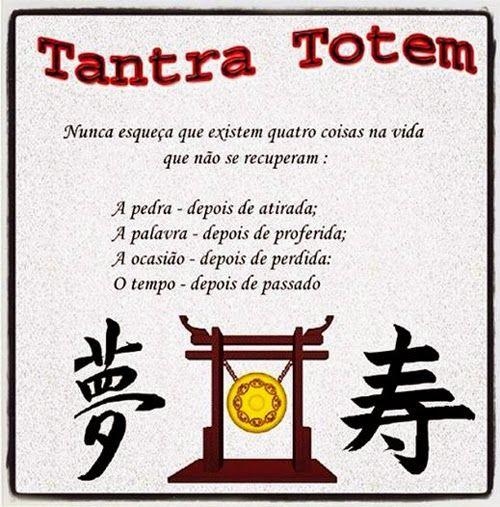 Luiza's Blog: TANTRA TOTEM