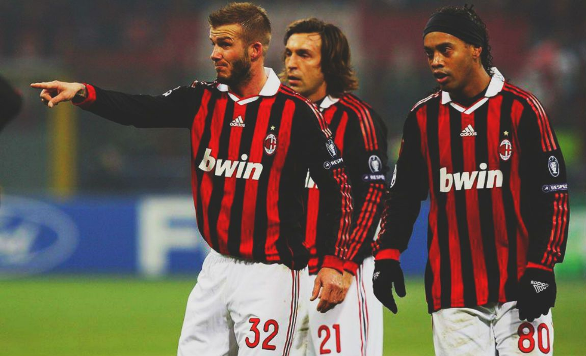 Once Upon A Time Ac Milan Had All The World S Best Free Kick