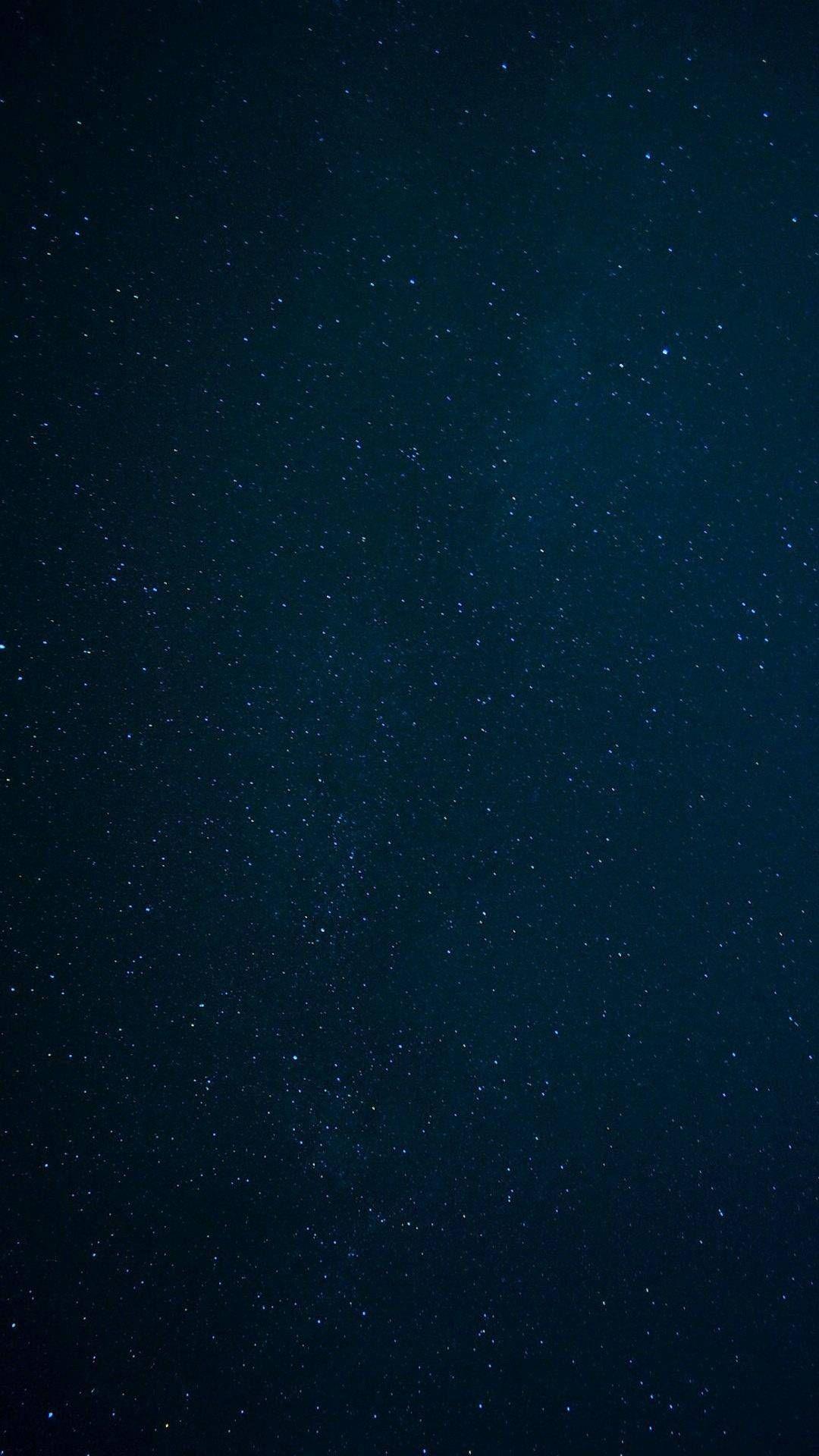 Space Stars Night iPhone Wallpaper