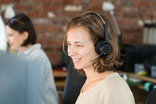 The Best Wireless Headset For Work Best Wireless Headset Computer Headsets Best Headphones