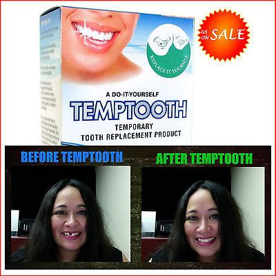 Diy temporary tooth replacement oral cosmetic dentistry temp teeth diy temporary tooth replacement oral cosmetic dentistry temp teeth yourself kit solutioingenieria Image collections