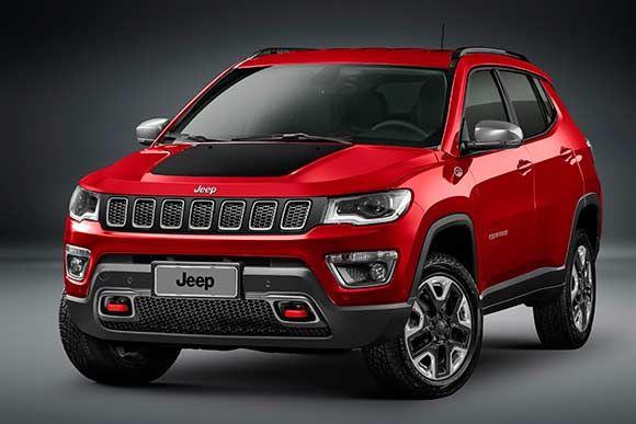Jeep Compass 2017 Feito No Brasil Com Qualidade Mundial Leia Mais Jeep Trailhawk Jeep Renegade E Chevrolet Trax