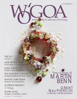 Chef Journal Nov/Dec 2016 by Chef Magazine - issuu