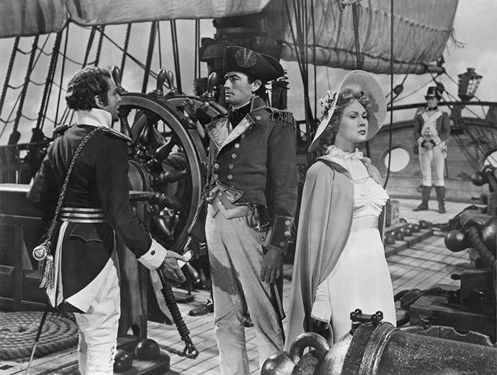 Gregory Peck, Virginia Mayo - Captain Horatio Hornblower (1951)