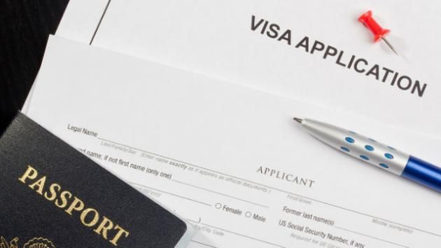 Image result for The visa application for India