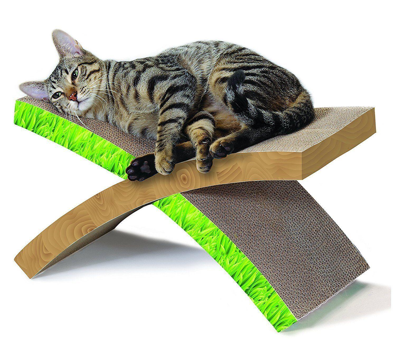 Hot Sale! Cat Scratcher Hammock Condo Tree Tower House Furniture Kitten Pet  Sisal Bed Post