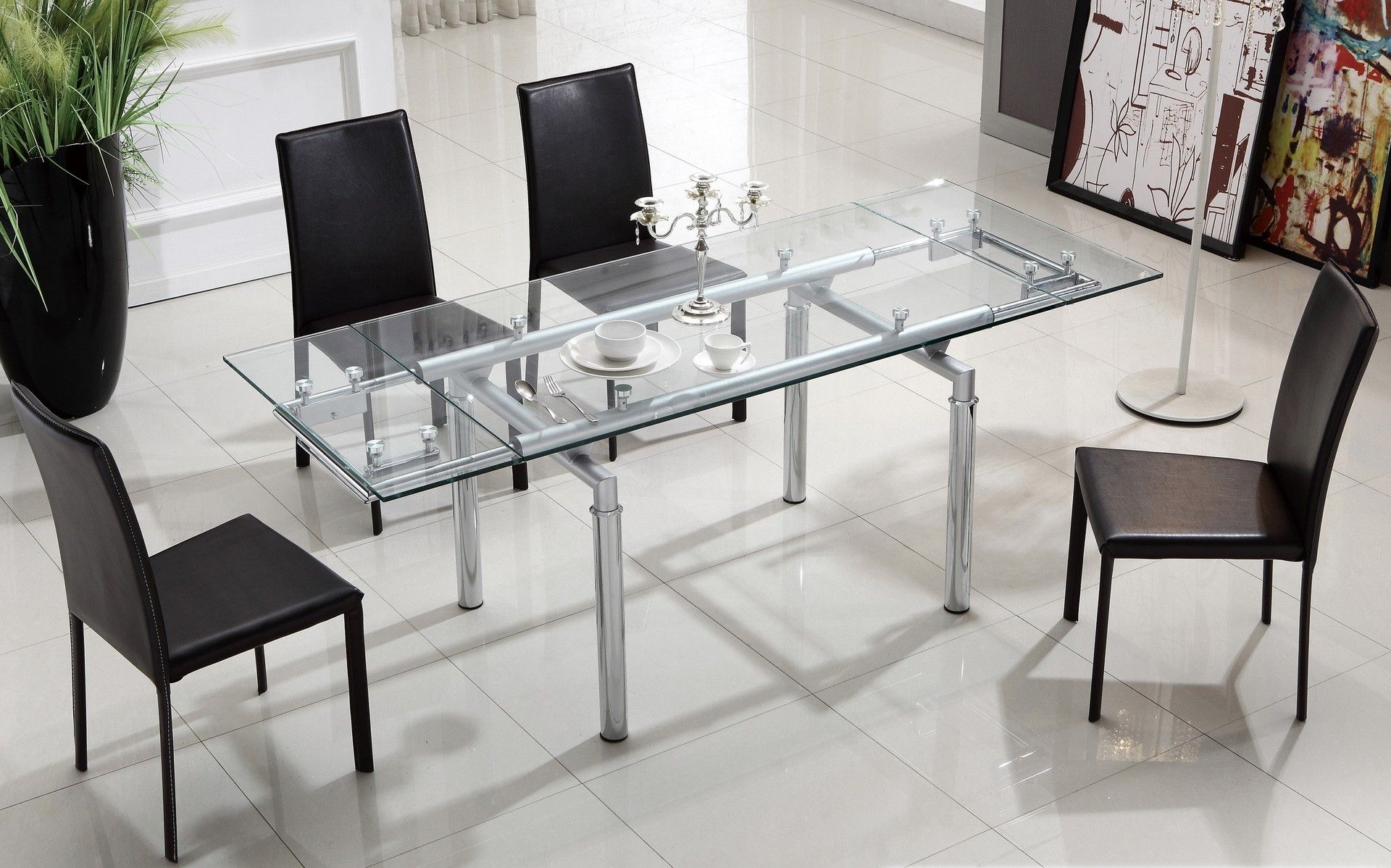 AtHome DT103 + DC222 Diningroom Set - Enjoy your home living space ...
