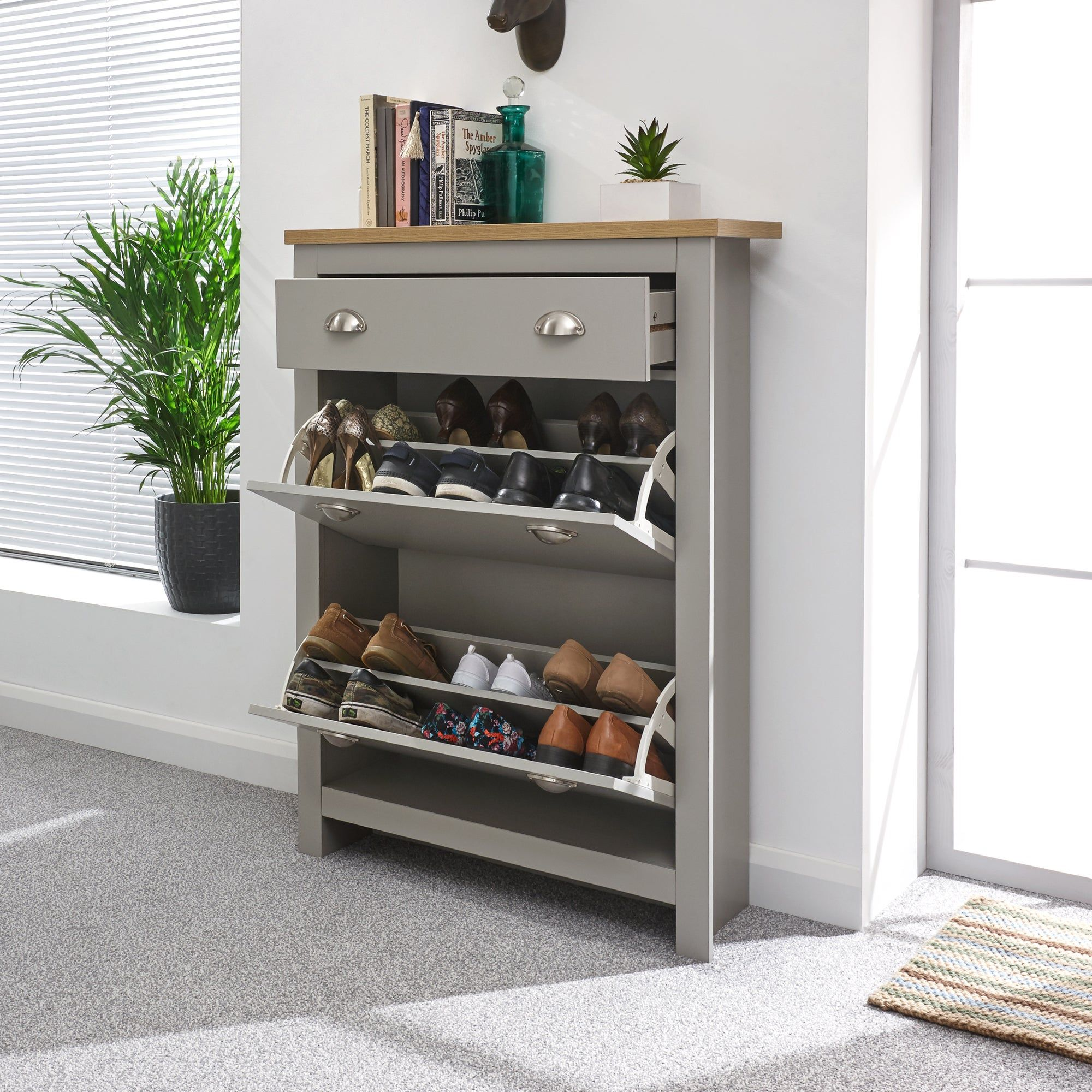 86 Best Shoe Rack Oak Ideas In 2021