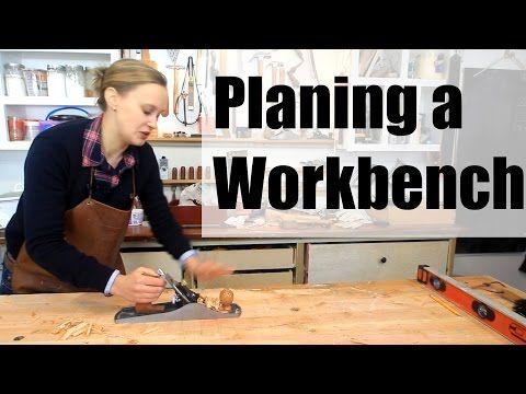 Planing Your Workbench Flat – DIY HQ