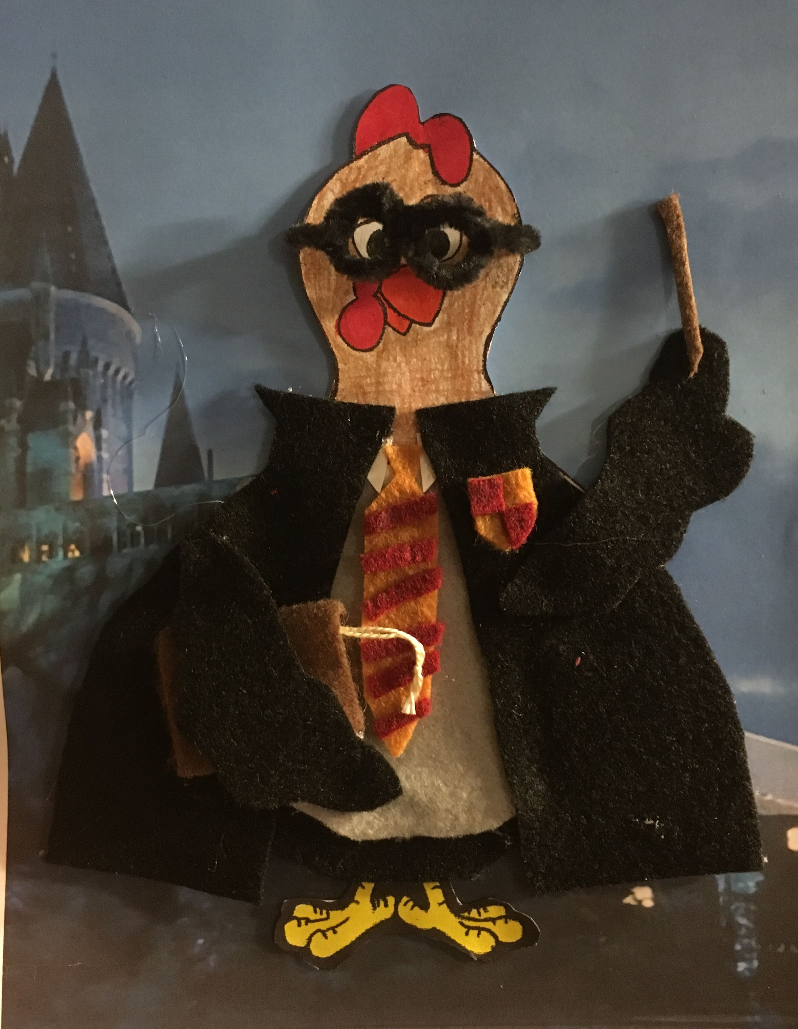 How To Disguise A Turkey Harrypotter