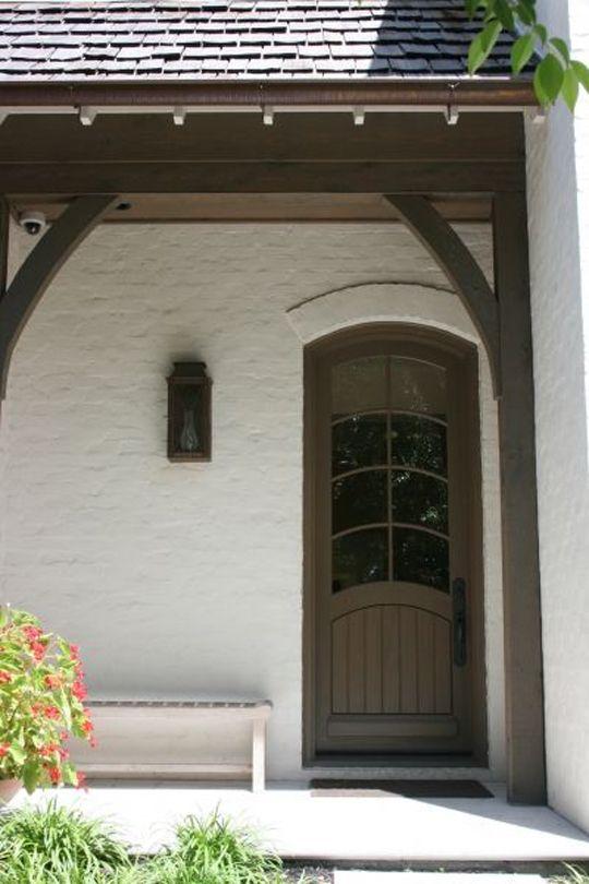 Dream Home Exterior Brick Treatments Slurry Mortar Wash