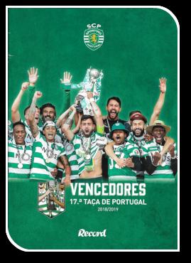 Sporting Clube De Portugal 2018 2019 Vencedor Da Taca De Portugal Sporting Clube De Portugal Sporting Clube Sporting