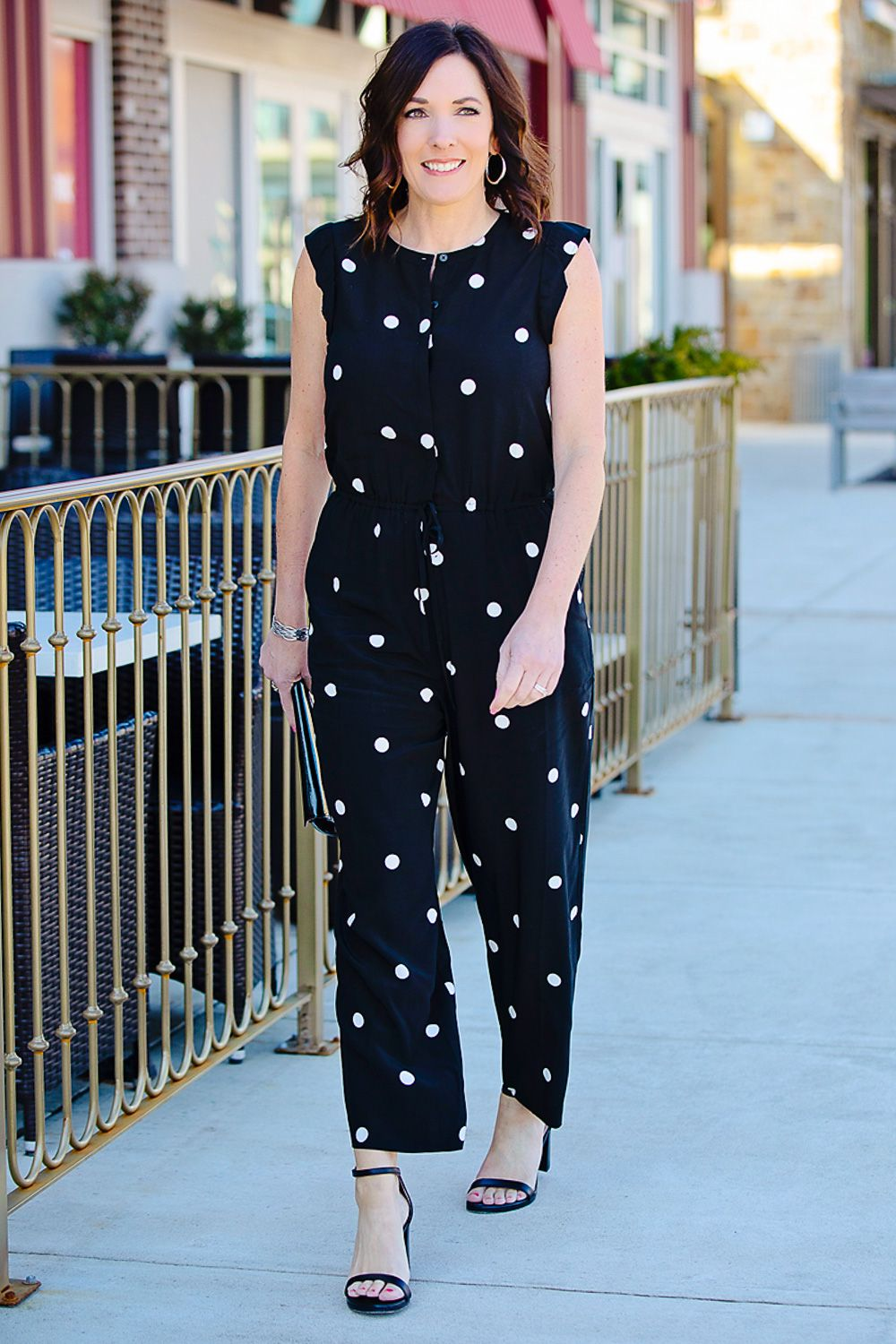 Connect The Dots {Spring Jumpsuit Outfit} | Summer outfits ...