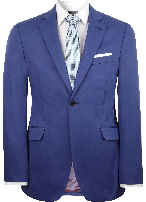 Contemporary Fit Blue Cotton Jacket Contemporary Fit Chelsea Austin Reed Cotton Jacket Jackets Fashion
