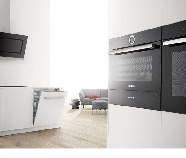 Spiksplinternieuw Introducing the New Serie 8 Built-in Appliances from Bosch | Bosch SO-69