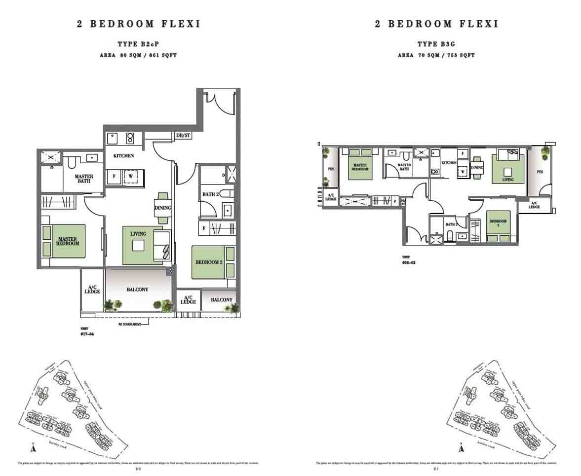Botanique At Bartley Floor Plan Uol Singapore New Launch Floor Plans Condo Floor Plans How To Plan