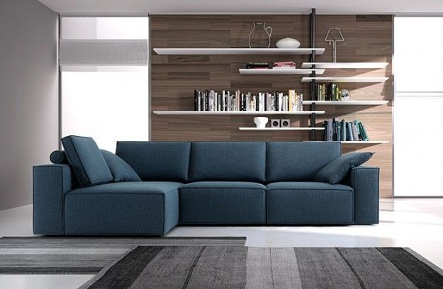 Divano Blu ~ Samoa divani e letti divano blu drop living rooms room and house