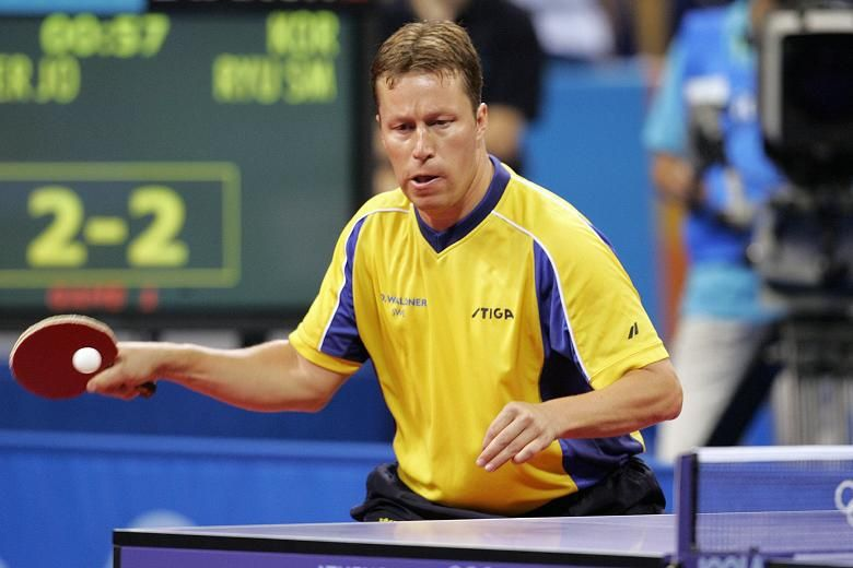 The Mozart Of Table Tennis Table Tennis Player Table Tennis Tennis Legends