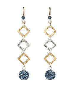 Get Inspired With 7 New Swarovski Earring Designs Featuring Their Latest Releases Jewelry Making Daily