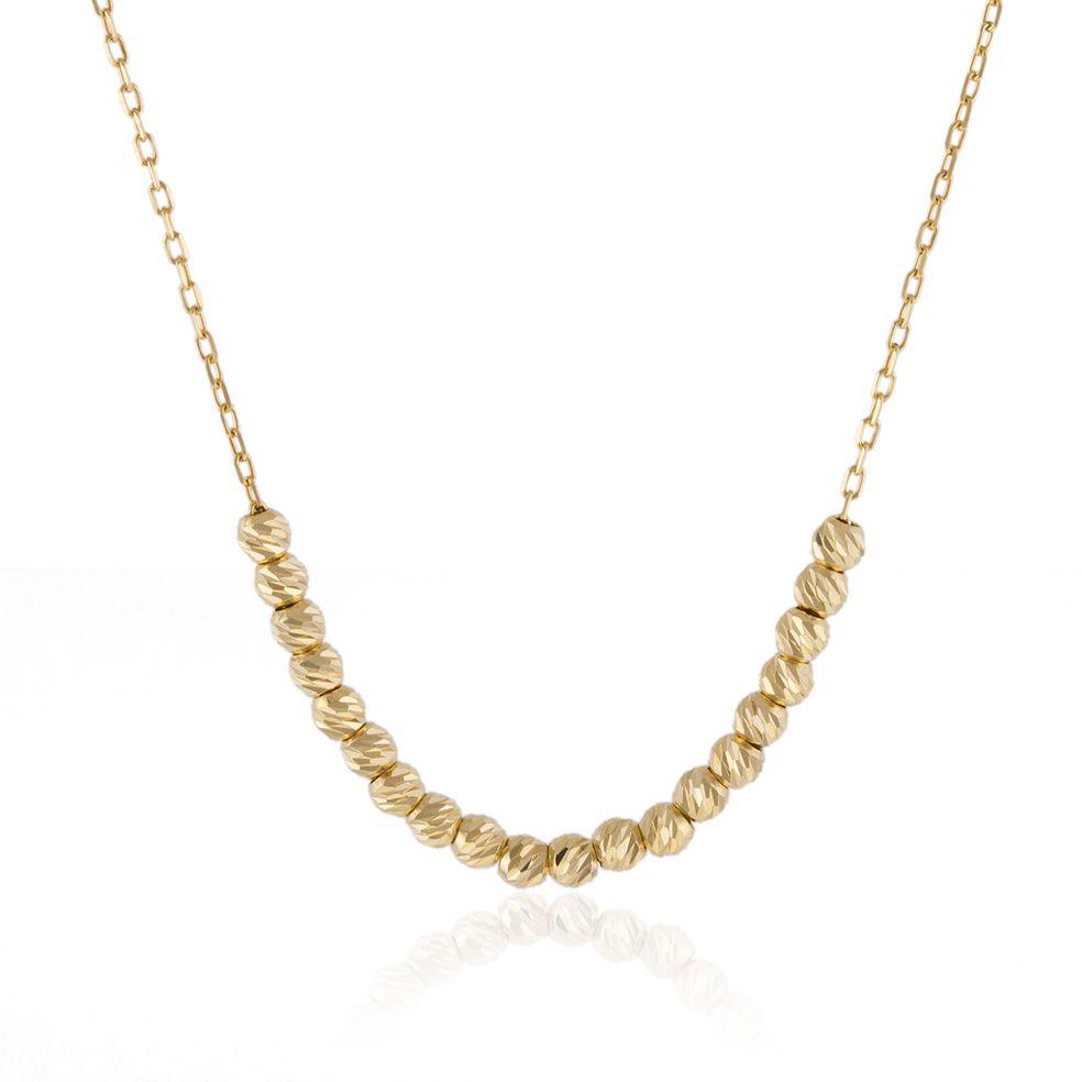 collier or femme manege a bijoux